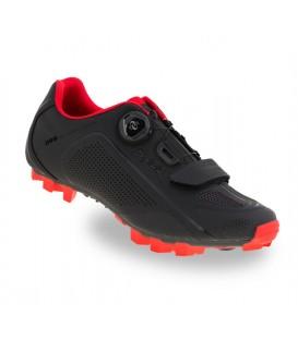 ALTUBE M MTB SPIUK BLACK RED SHOES